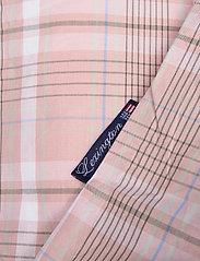 Lexington Home - Pink Checked Madras Poplin Duvet - peitot - white/pink - 1