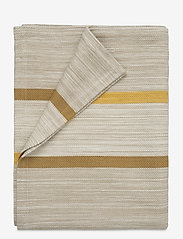 Lexington Home - Striped Bedspread - päiväpeitto - yellow - 0