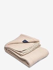 Lexington Home - Quilt Cotton Bedspread - bedspread - beige - 0