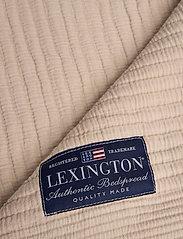 Lexington Home - Quilt Cotton Bedspread - bedspread - beige - 1