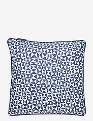 Lexington Home - Coral Printed Cotton Pillow Cover - tyynyliinat - blue - 0