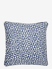 Lexington Home - Coral Printed Cotton Pillow Cover - tyynyliinat - blue - 1