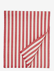 Lexington Home - Striped Cotton Runner - kankaiset lautasliinat - red/white - 0
