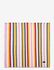 Lexington Home - Multi Striped Cotton Napkin - tableware - multi - 0