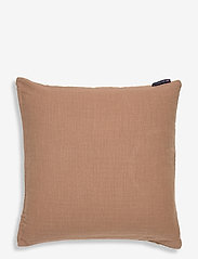 Lexington Home - Velvet Cord Cotton Pillow Cover - tyynyliinat - dk. beige - 1