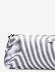 Lexington Home - Icons Small Toilet Bag - meikkilaukut - gray/white stripe - 3