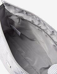 Lexington Home - Icons Big Toilet Bag - meikkilaukut - gray/white stripe - 4