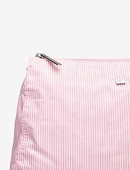 Lexington Home - Icons Big Toilet Bag - meikkilaukut - pink/white stripe - 3
