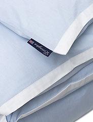 Lexington Home - Blue/White Contrast Cotton Chambray Duvet Cover - duvet covers - blue/white - 2