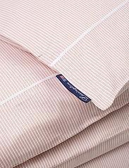 Lexington Home - Pink/White Striped Tencel/Cotton Duvet  Cover - housses de couette - pink/white - 2