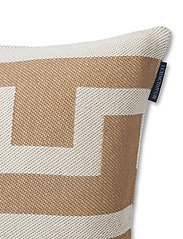 Lexington Home - Graphic Recycled Cotton Pillow Cover - tyynyliinat - off white/beige - 2