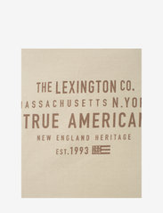 Lexington Home - True American Cotton Canvas Pillow Cover - poszewki na poduszki ozdobne - lt beige - 2