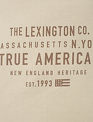 Lexington Home - True American Cotton Canvas Pillow Cover - poszewki na poduszki ozdobne - lt beige - 3
