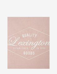 Lexington Home - Quality Goods Cotton Canvas Pillow Cover - tyynyliinat - pink - 2