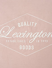 Lexington Home - Quality Goods Cotton Canvas Pillow Cover - tyynyliinat - pink - 3
