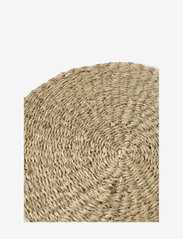Lexington Home - Seagrass Round Placemat - natural - 1