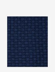 Lexington Home - Waffle Structure Organic Cotton Bedspread - literie - dk. blue - 1