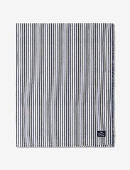 Lexington Home - Striped Recycled Cotton Rips Runner - nappes et chemins de table - blue/white - 0