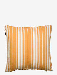 Lexington Home - Cut and Sewn Cotton Pillow Cover - tyynyliinat - yellow/white - 1