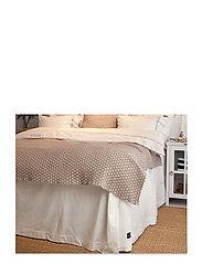 Lexington Home - Herringbone Bedskirt - bedrok - white - 1