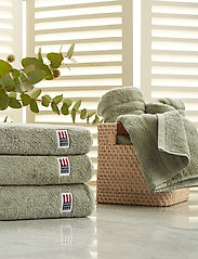 Lexington Home - Original Towel Vintage Green - pyyhkeet & kylpypyyhkeet - vintage green - 1