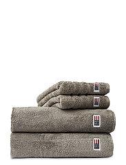 Original Towel Gray Olive - GRAY OLIVE