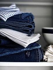 Lexington Home - Icons Cotton Twill Denim Placemat - pöytätabletit & lasinaluset - denim blue - 2