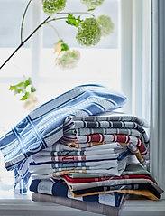 Lexington Home - Icons Cotton Jacquard Star Kitchen Towel - keittiöpyyhkeet - black/white - 2