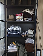 Lexington Home - Icons Cotton Twill Waffle Striped Kitchen Towel - ręczniki kuchenne - red/white - 2