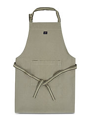 Icons Cotton Canvas Apron - SAGE GREEN