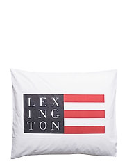 Lexington Pillowcase - WHITE