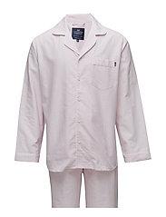 American Authentic Pajama - PINK/WHITE