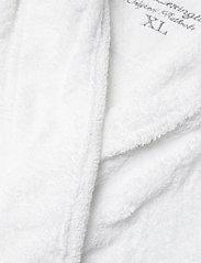 Lexington Home - Lexington Original Bathrobe - badjassen - white - 5