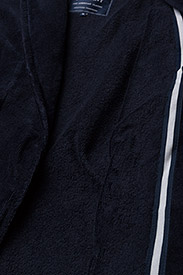 Lexington Home - Lexington Velour Robe - pegnoirs - blue - 6