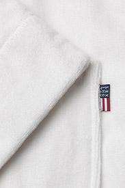Lexington Home - Lexington Velour Robe - pegnoirs - white - 3