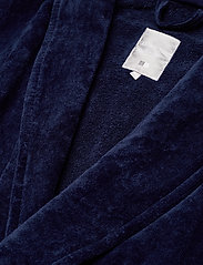 Lexington Home - Hotel Velour Robe - pegnoirs - dress blue - 2