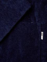 Lexington Home - Hotel Velour Robe - pegnoirs - dress blue - 3