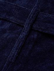 Lexington Home - Hotel Velour Robe - pegnoirs - dress blue - 5