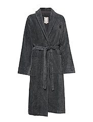 Hotel Velour Robe - GRAY