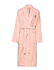 Hotel Velour Robe - PINK