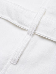 Lexington Home - Hotel Velour Robe - aamutakit - white - 5
