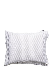 Beige Printed Sateen Pillowcase - BEIGE