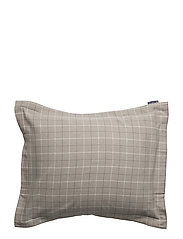 Cashmere Flannel Pillowcase - GRAY
