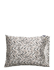 Printed Sateen Pillowcase - MULTI