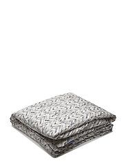 Printed Sateen Duvet - MULTI