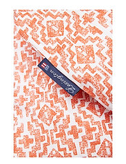 Lexington Home - Apricot Printed Sateen Set - parures de lit - apricot/white - 1