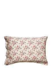 Printed Floral Sateen Pillowcase - AUTUMN FLORAL