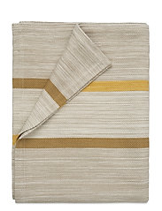Striped Bedspread - YELLOW
