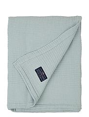 Quilt Cotton Bedspread - AQUA