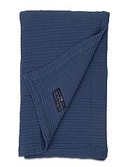 Quilt Cotton Bedspread - BLUE
